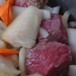 Beef Stew Miyazaki Beef